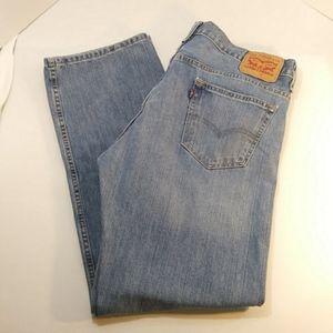 Men's Levi jeans 36x34 great condition